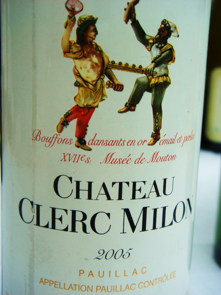 Clerc Milon label